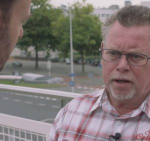 Burgerinitiatief Voorne-Putten op Monitor interview