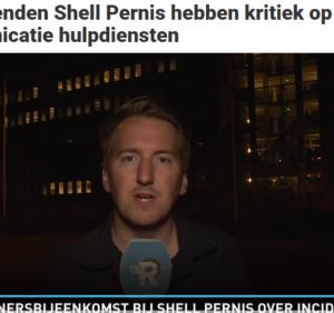 Samen met burgers in gesprek met Shell Pernis