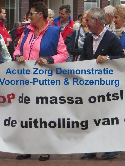 Feestelijke kick-off en opening van Stichting Acute Zorg VPR