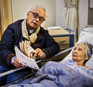 Ambulance laat Lies (91) uren lijden