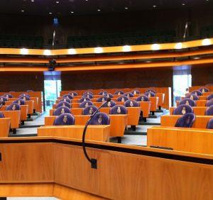 Tweede Kamer neemt motie aan over aanrijtijden